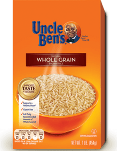 Uncle Ben's Whole Grain Brown Rice 1lb. - East Side Grocery
