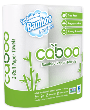 Caboo Paper Towel - East Side Grocery
