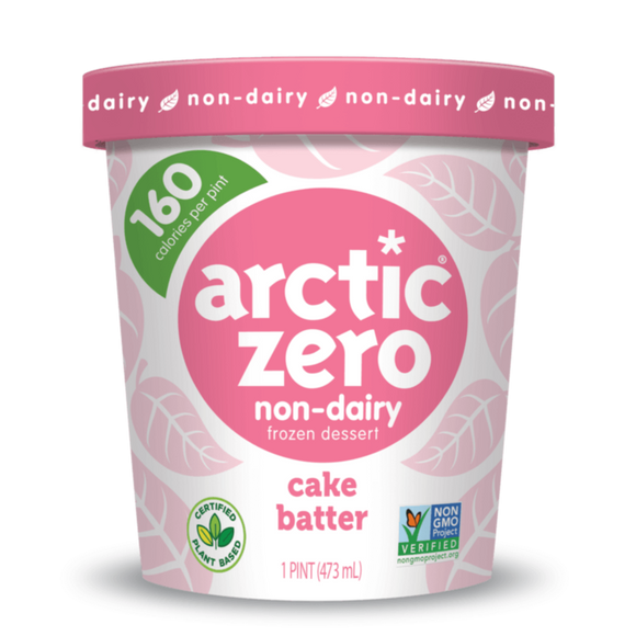 Arctic Zero Frozen Dessert Cake Batter - East Side Grocery