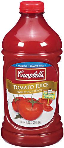 Campbell's Tomato Juice 64oz.