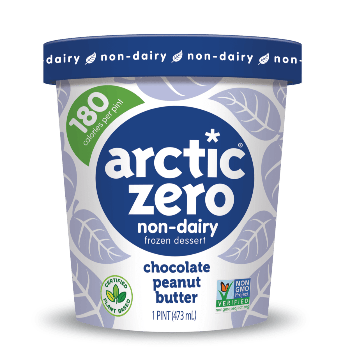 Arctic Zero Frozen Dessert Chocolate Peanut Butter - East Side Grocery