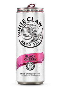 White Claw Hard Seltzer Black Cherry 12oz. Can - East Side Grocery