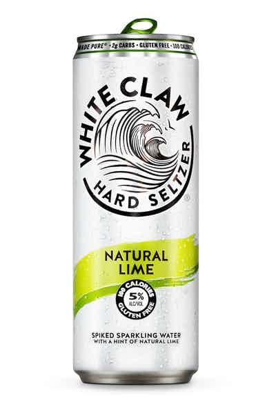 White Claw Hard Seltzer Lime 12oz. Can - East Side Grocery