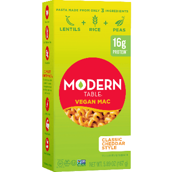 Modern Table Vegan Mac 5.89oz. - East Side Grocery