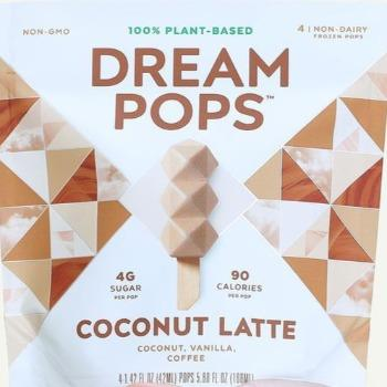 Dream Pops Chocolate Latte 4 Pack - East Side Grocery