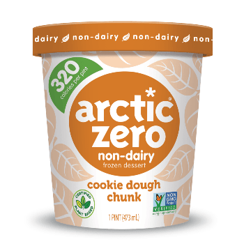 Arctic Zero Frozen Dessert Cookie Dough Chunk - East Side Grocery