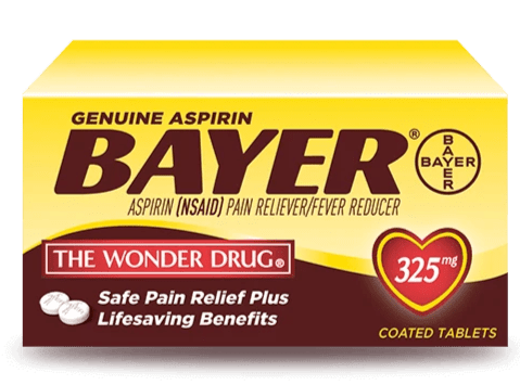 Bayer Aspirin 24 Tablet - East Side Grocery
