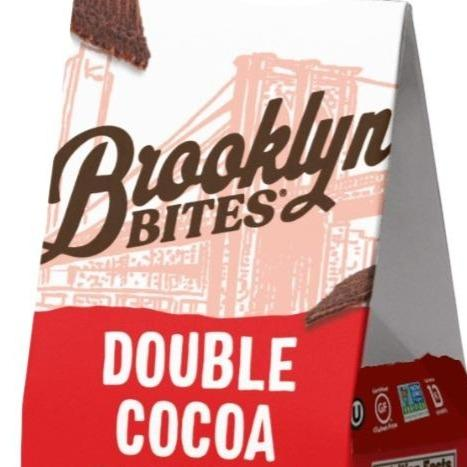 Brooklyn Bites Thin Cookie 6oz - East Side Grocery