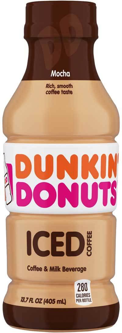 Dunkin' Donuts Iced Coffee Mocha 13.7oz - East Side Grocery