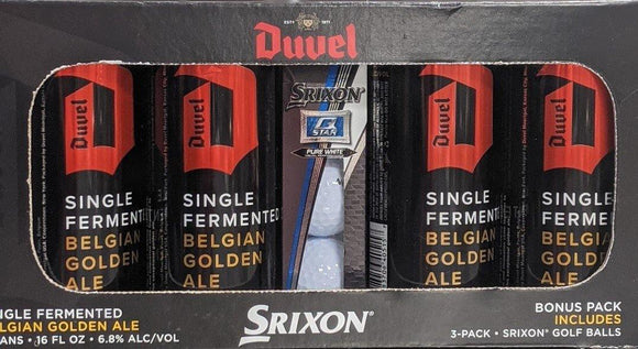 Duvel  Golf Ball Set