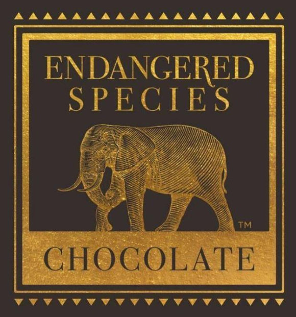 Endangered Species Chocolate 3oz.