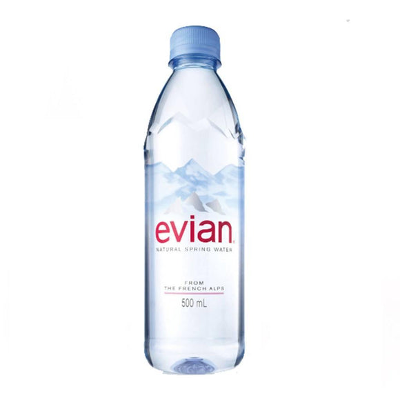 Evian Water 20oz. - East Side Grocery