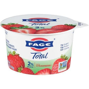 Fage Total Yogurt 2% Strawberry 5.3oz.