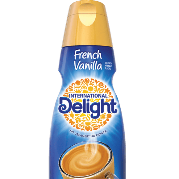 International Delight French Vanilla 16oz. - East Side Grocery