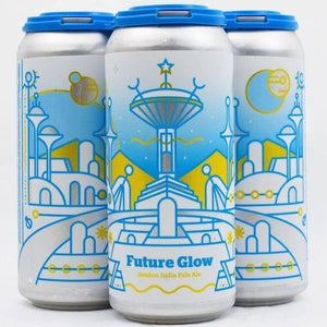 Burlington Brewing Future Glow 16oz. Can