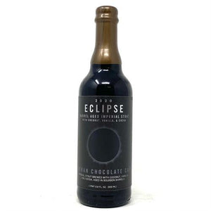 Fifty Fifty Brewing ECLIPSE German Chocolate Stout 16.9oz. Bottle