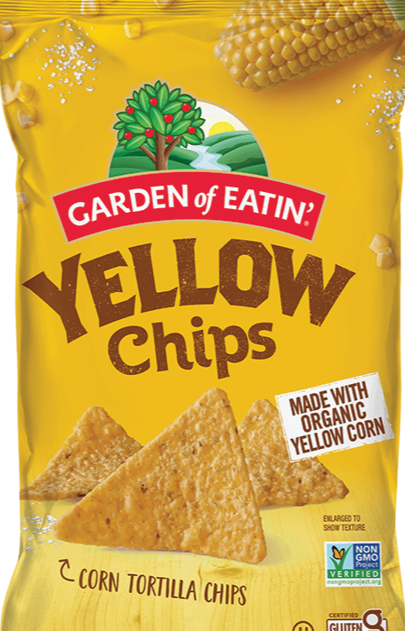 Garden of Eatin'  Yellow Corn Tortilla Chips 8.1oz. - East Side Grocery
