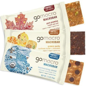 GoMacro Bars 2.3oz. - East Side Grocery