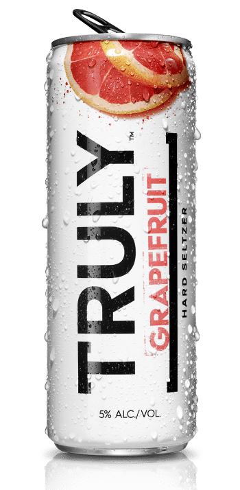 Truly Hard Seltzer Grapefruit 12oz. Can - East Side Grocery