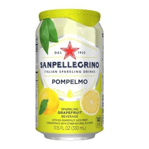 Sanpellegrino Pompelmo 11.15oz. Can - East Side Grocery