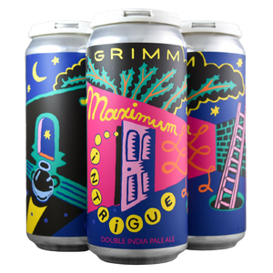 Grimm Maximum Intrigue 16oz. Can