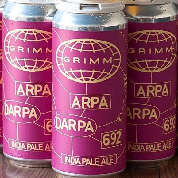 Grimm Arpa Darpa 692 16oz. Can - East Side Grocery