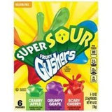 Fruit Gushers 4.8oz. - East Side Grocery