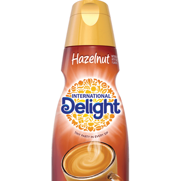 International Delight Hazelnut 16oz. - East Side Grocery