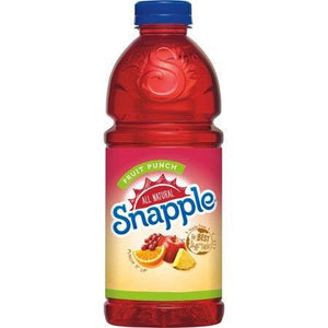 Snapple Fruit Punch - 32oz. - East Side Grocery