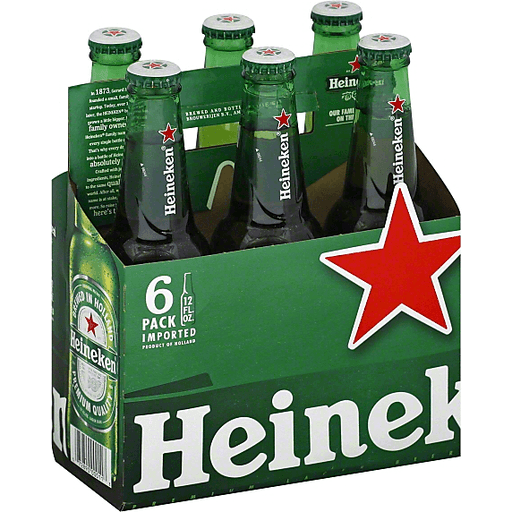 Heineken 12oz. Bottle - East Side Grocery