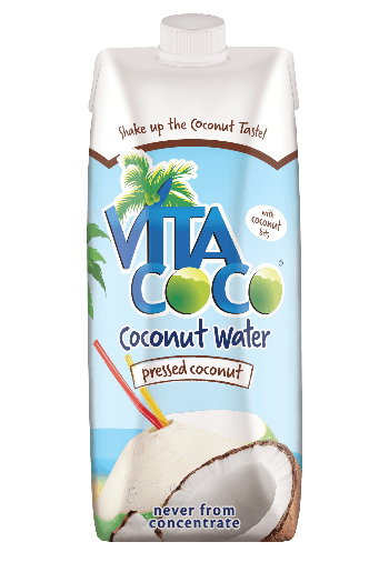 Vita Coco Coconut Water - Pressed Coconut - 16.9oz. - East Side Grocery