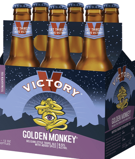 Victory Golden Monkey - 12oz. Bottle - East Side Grocery