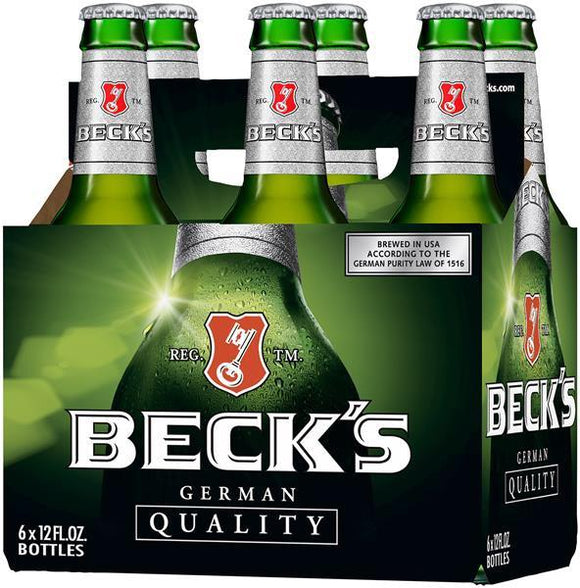 Becks 12oz. Bottle - East Side Grocery