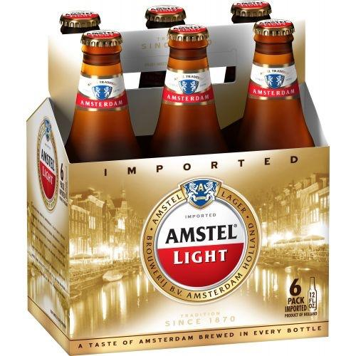 Amstel Light 12oz. Bottle - East Side Grocery