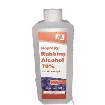 Rubbing Alcohol 16oz. - East Side Grocery