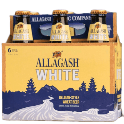 Allagash White 12oz. Bottle - East Side Grocery