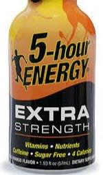 5 Hour Energy Shot Extra Strength - East Side Grocery