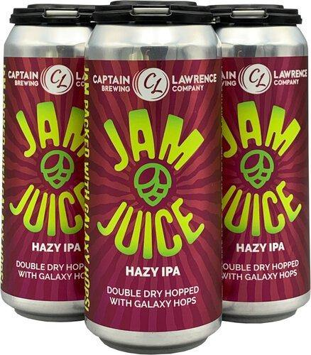 Captain Lawrence Jam Juice 16oz. Can