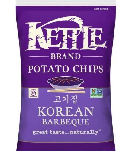 Kettle Chips Korean Barbecue 5oz. - East Side Grocery