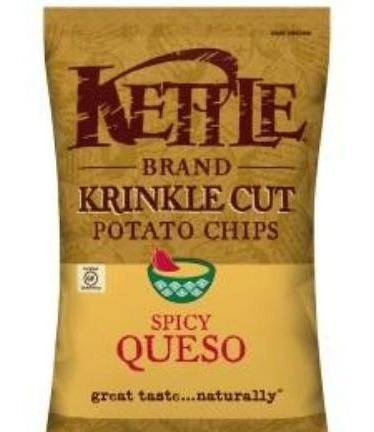 Kettle Chips Spicy Queso 5oz. - East Side Grocery
