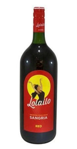 Lolailo Sangria Red Wine - 750 ml - East Side Grocery