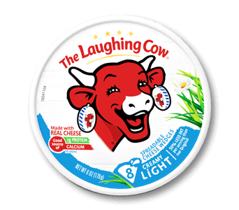 Laughing Cow Wedges Light 6oz. - East Side Grocery