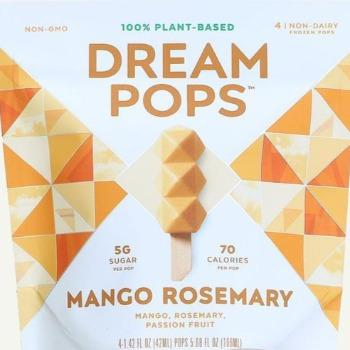 Dream Pops Mango Rosemary 4 Pack - East Side Grocery