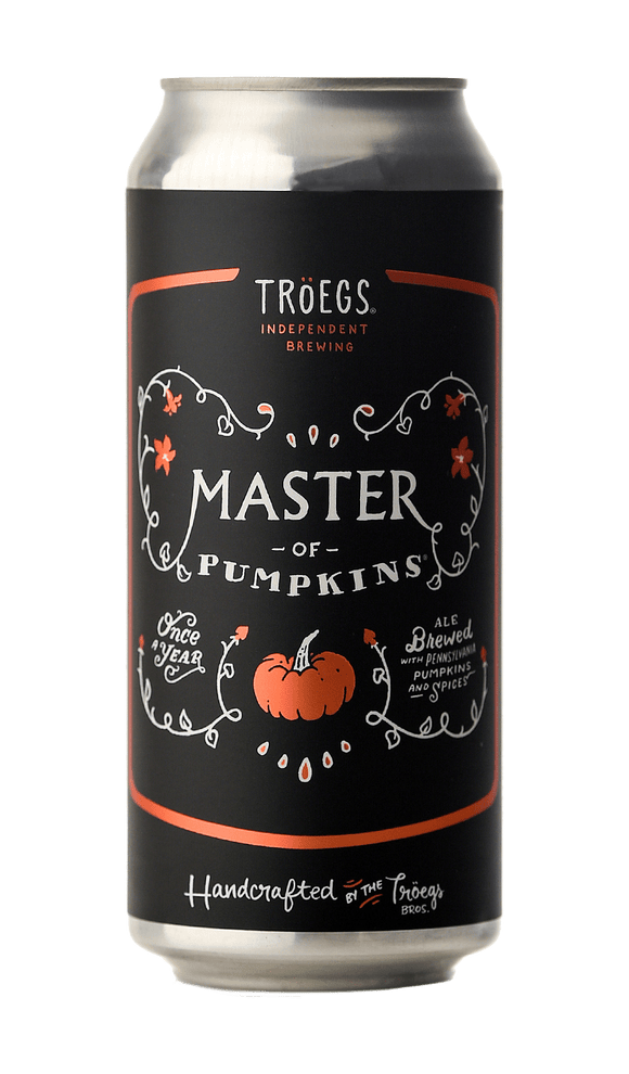 Troegs Master of Pumpkin 16oz. Can