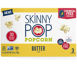 Skinny Pop Microwave Popcorn 8.4oz. - East Side Grocery