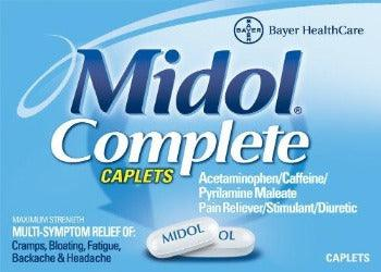 Midol Complete - 16 Count - East Side Grocery