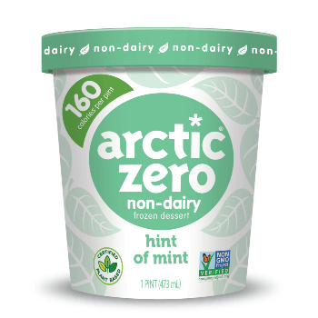 Arctic Zero Frozen Dessert Hint of Mint - East Side Grocery