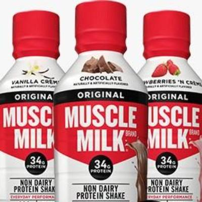 Muscle Milk Protein Drink 17oz.