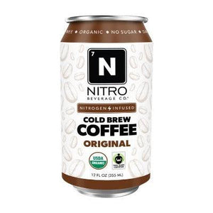 Nitro Beverage Cold Brew Original Coffee 12oz. - East Side Grocery