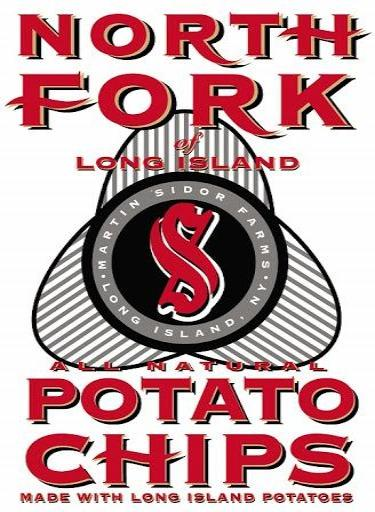 North Fork Potato Chips 6oz. - East Side Grocery
